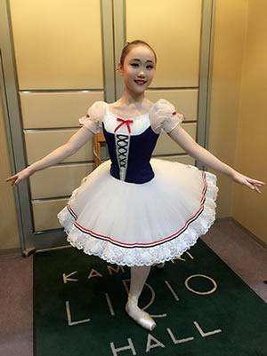 上海エトワールバレエスタジオ コンクール